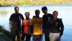 Team Asha-MN Walk/Run @ Lake Calhoun